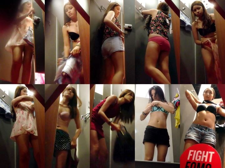 Asian Changing Room 1